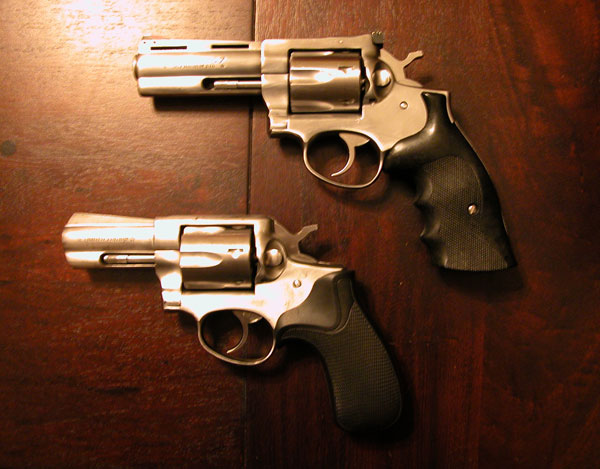 Most Rugged DA Revolver [Archive] - Warrior Talk Forums